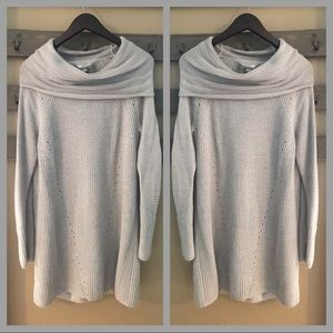 Comfy Cozy New York and Company Tunic Sweater